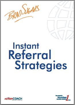 free e-book instant referral strategies